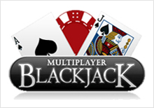 Multiplayer Blackjack